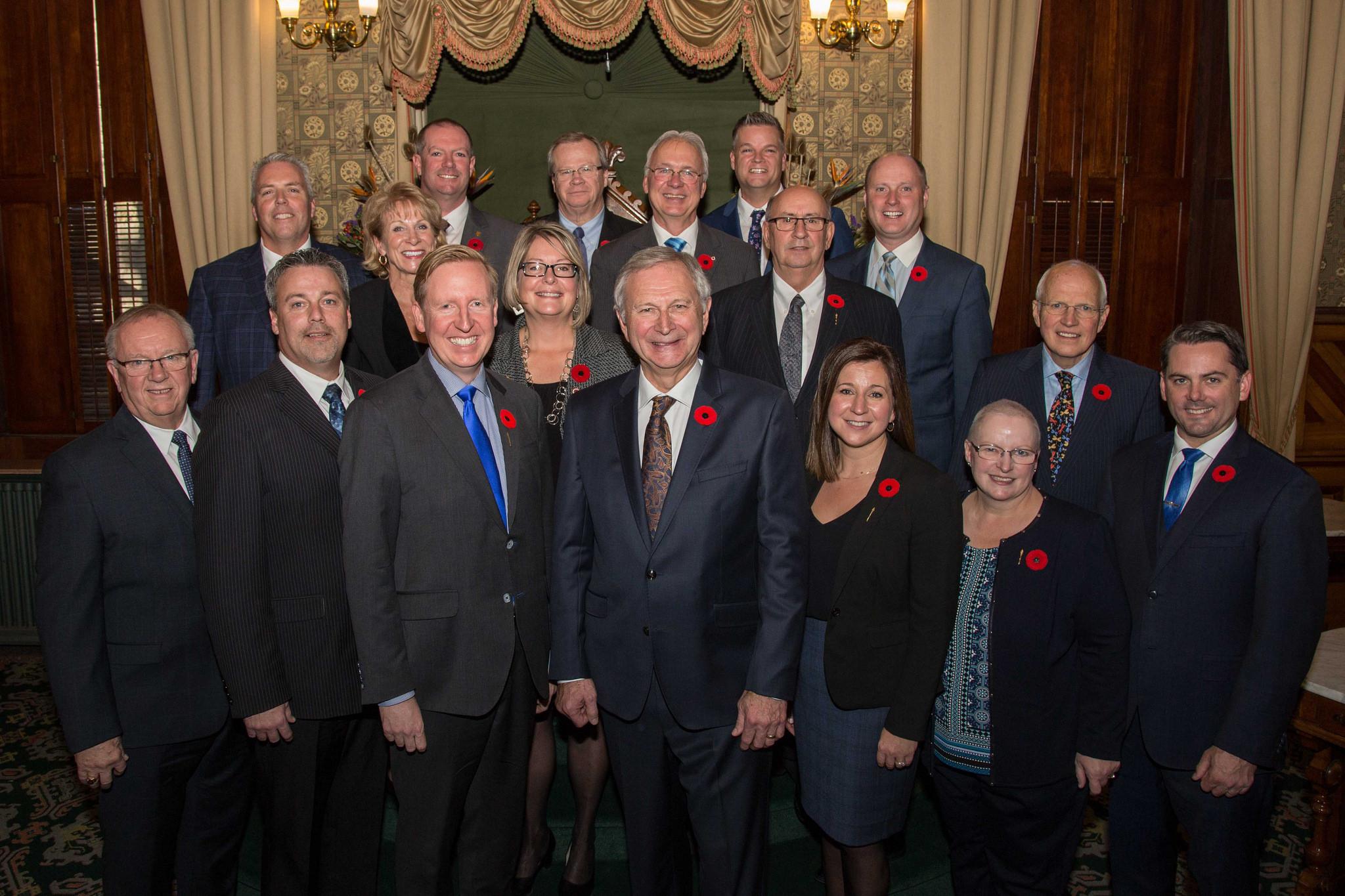 Higgs sworn in as 34th premier of New Brunswick
