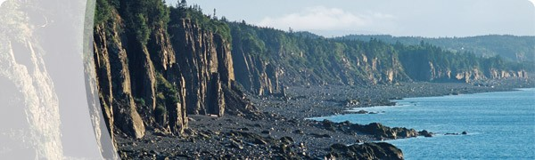 Image of New Brunswick Coastline