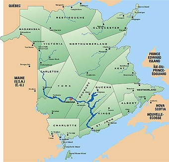 New Brunswick G... Appalachian Mountains Facts About Its History